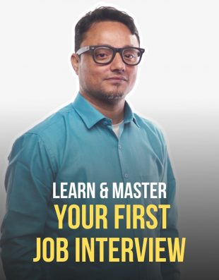 Learn & Master Your First Job Interview
